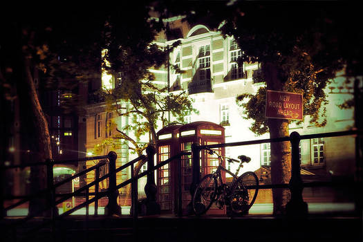 London Nights by fbuk