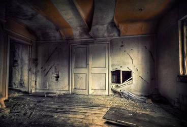 Abandoned Sleeper by fbuk