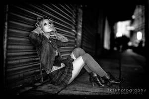 Faye Bw 1 by fbuk