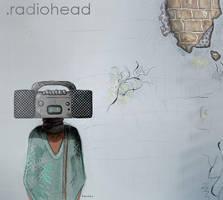Radiohead by Douney