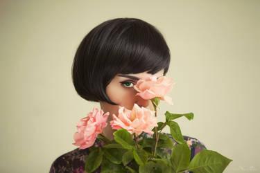 Dream Flowers by Nazrin-Polad