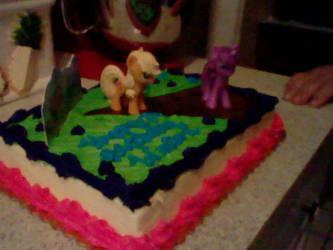 Sweet Apple Acres Cake 2 by GURGLEGUY12345