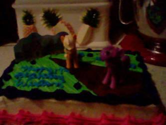 'Sweet' Apple Acres Cake 3 by GURGLEGUY12345