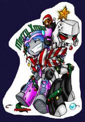 Merry Xmas by ConDecepticon