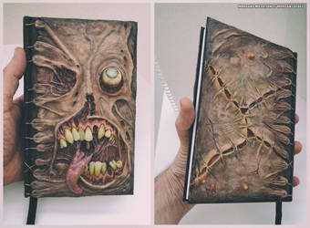 Necronomicon Journal by MorgansMutations