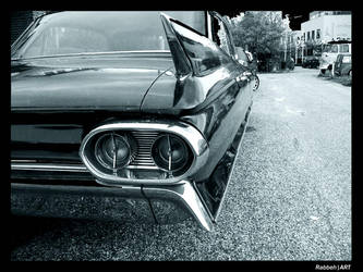 Old Cadillac 2 by rabbeh