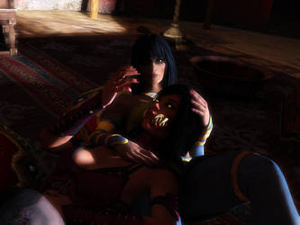 My Empress... by Yuri-World-Ruler