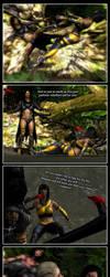 D'vorah's Weakness by Yuri-World-Ruler