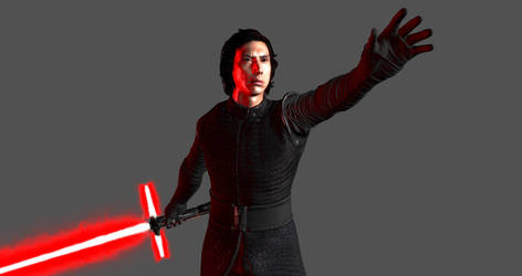 Just Kylo by Yuri-World-Ruler