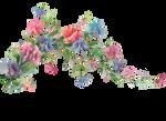 Floral branch element by jinifur
