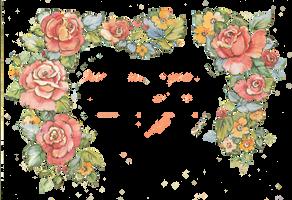 Jinifur Border Roses by jinifur