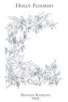 Holly Flourish by Dhuaine