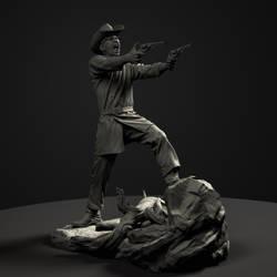 soldier by danulrich
