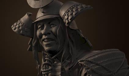 samurai by danulrich