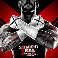 CM-Punk Straight-Edge avatar by IGMAN51