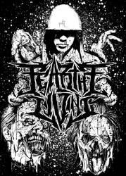 Fear the Living shirt by AllThingsRotten