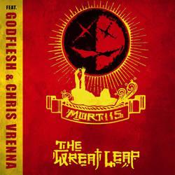 Mortiis Remixes cover art by AllThingsRotten