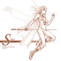 Shiori by minties
