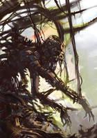 Cyborg scrap by Matejko77