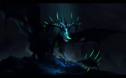 Monarch of the Spires by Dezilon