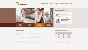 Bfinance.cz by luqa