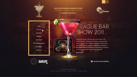 Prague Bar Show by luqa