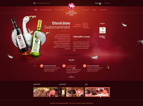 Svatomartinske vino by luqa