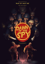 Dawn of the Spy by agentscarlet