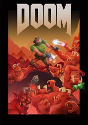 Doom by agentscarlet