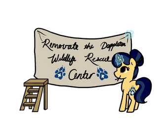dappleton: rennovate the rescue center! by wynds
