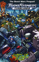 Transformers Timelines Issue 1 by FunPubComics