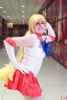 Pretty Sailor Suited Soldier Sailor Venus by NorseDanceParty