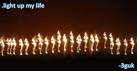 light up my life by 3gUK
