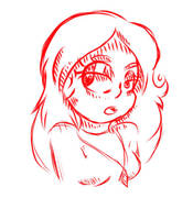 Someone made a lovely Aria sketch by CandysCalibrator