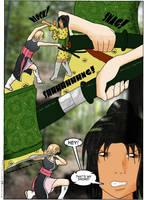 Mayumi vs Rien Page 3 by SgtSareth