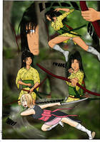 Mayumi vs Rien Page 4 by SgtSareth
