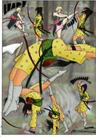 Mayumi vs Rien Page 6 by SgtSareth