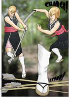 Mayumi vs Rien Page 7 by SgtSareth