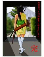 Mayumi vs Yuuka Page 8 by SgtSareth