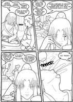 Mayumi vs. Charile page 1 by SgtSareth