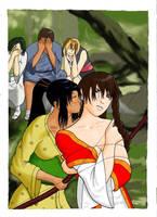 Mayumi vs Shion by SgtSareth