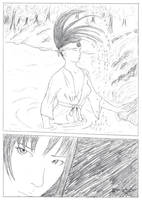 Mayumi vs. Minako page 1 by SgtSareth