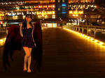 Saeko's Return by SgtSareth