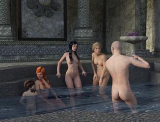 Bath Tales by SgtSareth