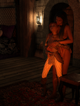 Analowe and Danika by SgtSareth
