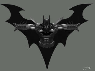 batman by gabos