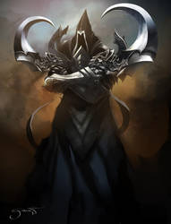 Reaper of souls by gabos