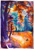 Autumn by BrandyRosa