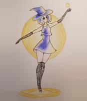 Witch [Traditional] by Shiyatsu