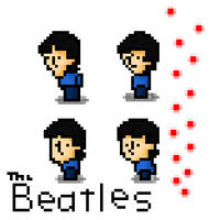 8 Bit Beatles by julie090995